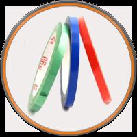 Banda adeziva PVC 9mm
